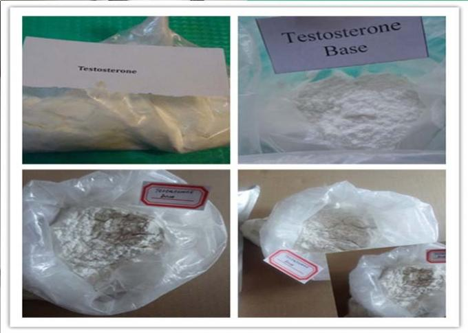 Legal Anabolic Steroids Testosterone Base 58-22-0 Powder for Treating Lack of Testosterone