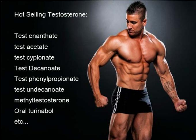 Healthy Injectable Anabolic Steroids Testosterone Cypionate