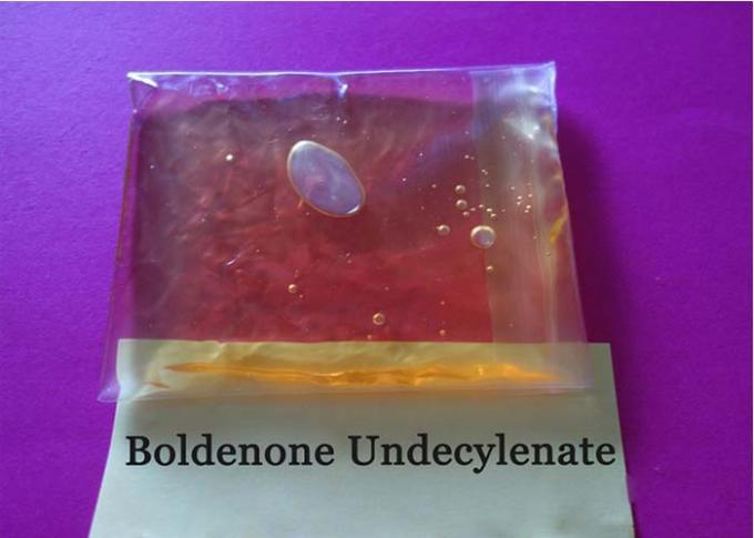 Yellow Oil Boldenone Undecylenate / Equipoise Cas 13103-34-9 For Body Fitness