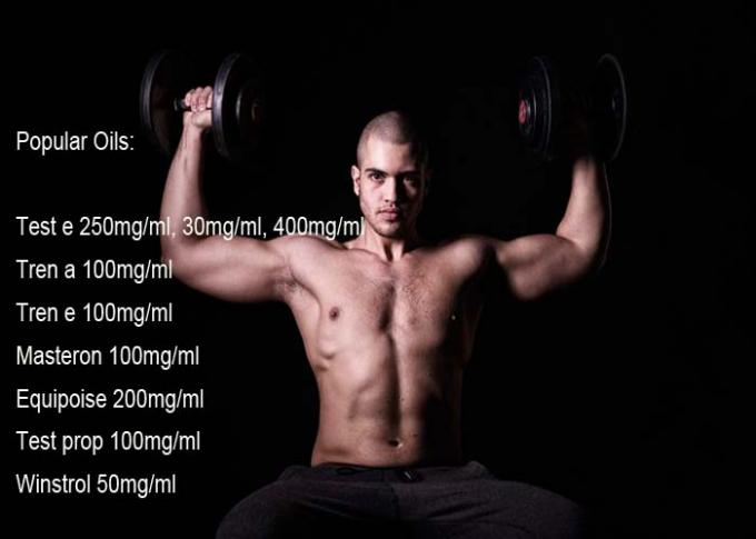 Injectable Bulking Cycle Steroids 250mg/ml