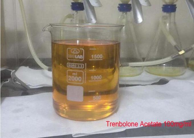 High Purity Oil Steroids Injectable Anabolic Supplement Trenbolone Acetate 100mg/ml
