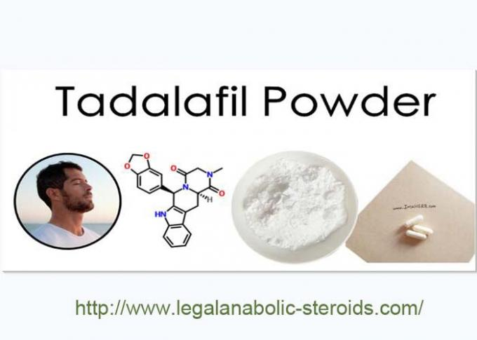 Tadalafil Cialis Sex Steroid Hormones High Purity Treating Erectile Dysfunction / ED
