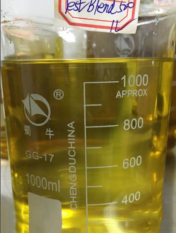 Liquid Pharmaceutical Raw Materials Test Blend 500 Test D