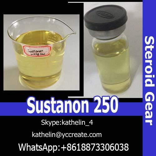 Sustanon 250 Injectable Legal Steroids , Medical Raw
