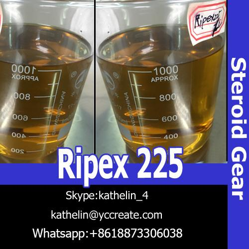 Ripex 225 Injectable Bulking Steroid Test Prop / Tren A