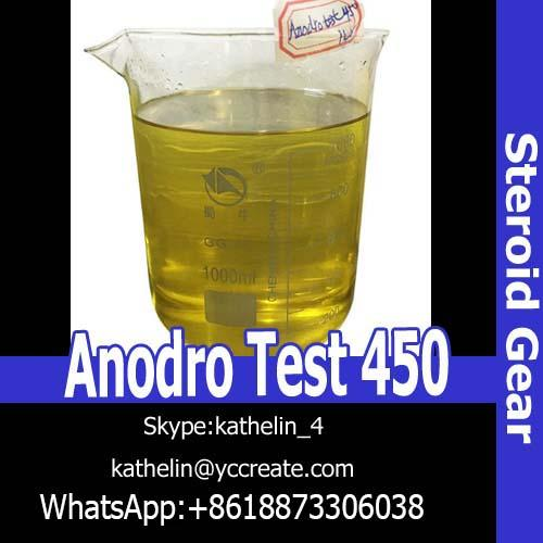 Pre Mixed Muscle Building Steroid Oil Anodro Test 450 Test Deca / EQ / Nan Deca Muti Blend