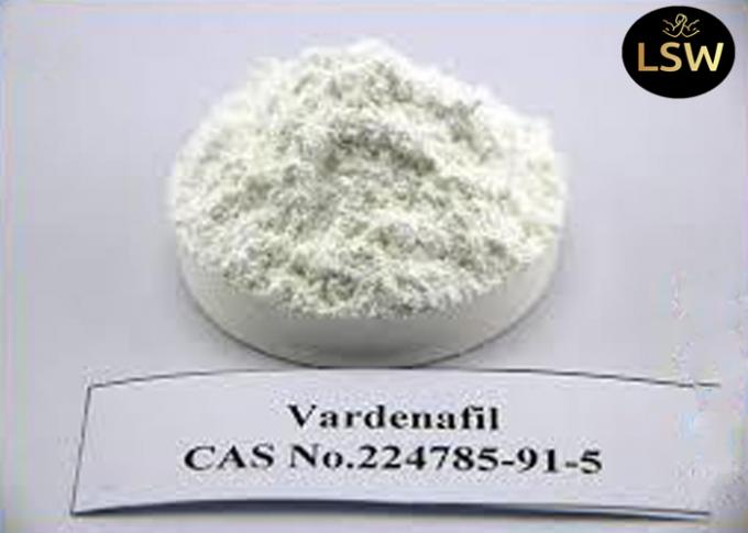 USP Standard CAS 224785-91-5 High Purity White Powder vardenafil/Valdenafil HCl Used For Male Erectile Dysfunction