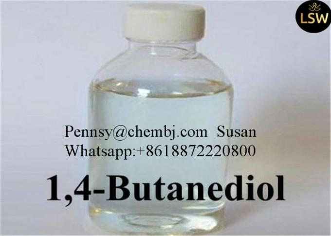 CAS 110-63-4 1,4- Butanediol Replacement Of GBL Organic Solvents Pharmaceutical Industry Material