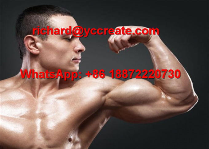 Yellowish Oily Liquid Boldenone Undecylenate Raw Steroid Hormone For Muscle Gaining