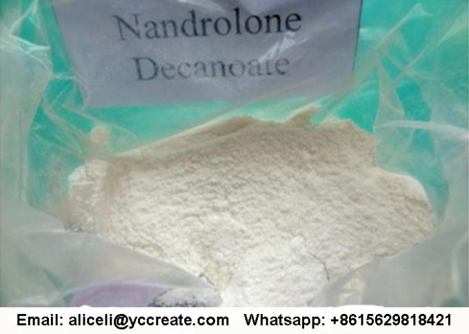 Healthy Deca Durabolin Nandrolone Decanoate powder For Muscle Growth CAS 360-70-3