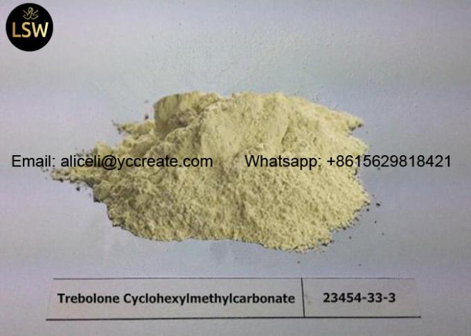 CAS 23454 33 3 99% Trenbolone Hexahydrobenzyl Carbonate Parabolan Strong Trenbolone Gain Muscles