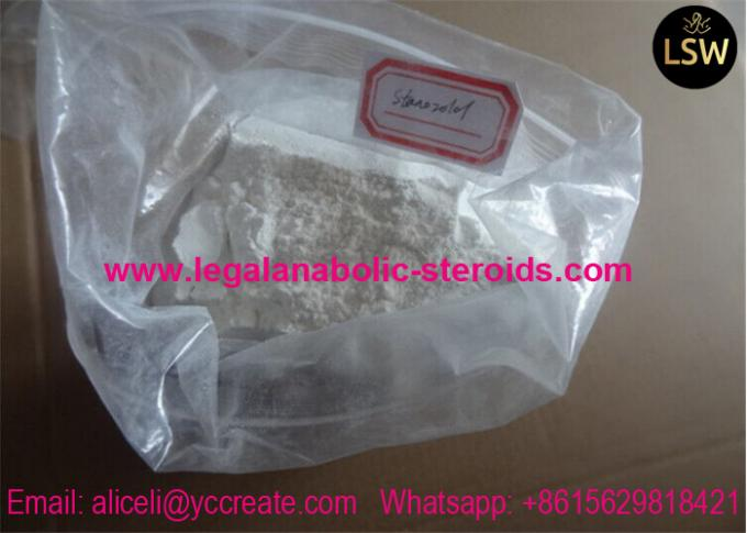 Stanozolol Winstrol Oral Liquid Oil Weight Loss Oral Anabolic Steroids for Bodybuilding CAS 10418 03 8