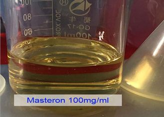 China CAS 521-12-0 Oil Based Steroids Masteron Drostanolone Propionate 100mg/ml Injection supplier