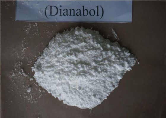 China Legal Anabolic Steroids Dianabol , Metandienone CAS 72-63-9 White Powder Bodybuilding Supplement supplier