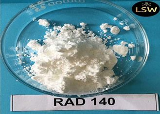 China Pharmaceutical Grade Powder SARMs RAD140 Mass Gaining Supplement CAS1182367-47-0 supplier
