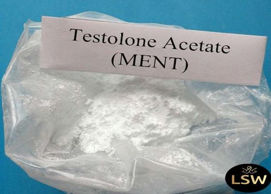China Injectable Trenbolone Acetate Powder CAS 6157-87-5 MENT Powder Musclebuilding supplier