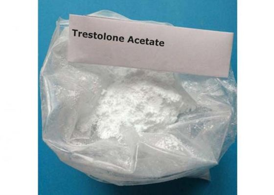China White Powder Legal Anabolic Steroids Trestolone Acetate  Injectable MENT CAS: 6157-87-5 supplier