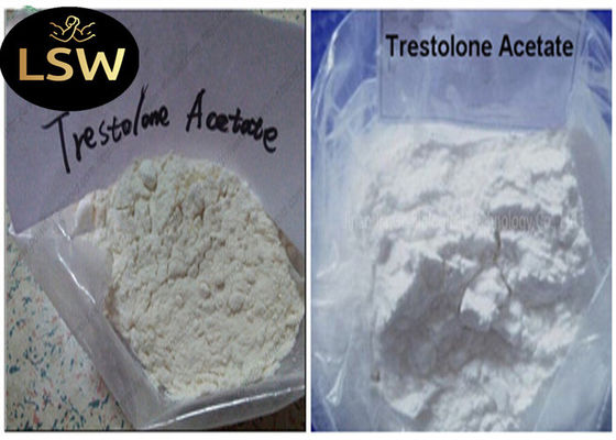 China Ment Trestolone Powder Cutting Cycle Testosterone Anabolic Steroid Trestolone Acetate CAS 6157-87-5 supplier