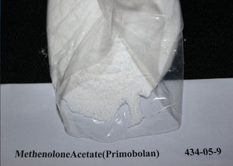China Injectable Legal Anabolic Steroids Methenolone Acetate Powder Primonolan For Muscle Growth  CAS 434-05-9 supplier