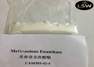 China Anabolic Steroids Injectable Methenolone Enanthate 100mg/ml Oil Bodybuilding Supplements supplier