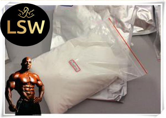 China Purity 99% Oral Anabolic Steroids Winstrol Powder Muscle Building Steroids CAS 10418-03-8 supplier