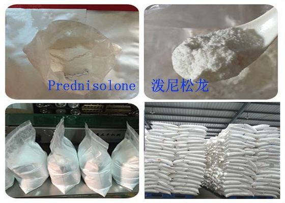 China Legal Cortical Hormone Prednisolone Pharmaceutical Powders CAS 50 24 8 Purity 99% supplier