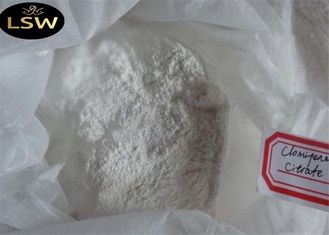 China 99% Assays Oral Anabolic Steroids Clomiphene Citrate For Male Infertility Treatment CAS 50-41-9 supplier