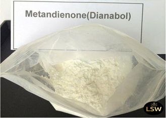 China Dianabol White Powder Legal Anabolic Steroids 99% Purity Oral Steroids CAS 72-63-9 supplier
