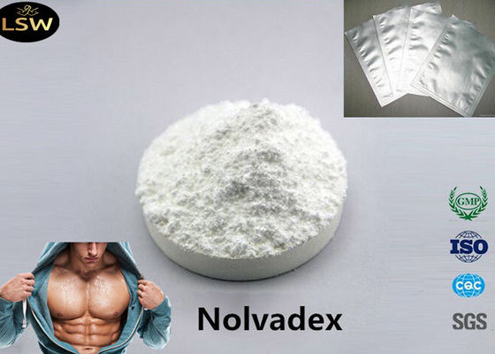China 99.5% Purity Nolvadex Tamoxifen Citrate Powder CAS 54965-24-1 Bodybuilding Usage supplier