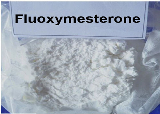 China 99% Min Purity Fluoxymesteron Halotestin Steroid For Muscle Growth CAS 76-43-7 supplier