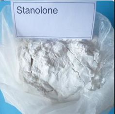 China Stanolone Powder Male Enhancement Steroids CAS 521-18-6 Muscle Building Steroids supplier