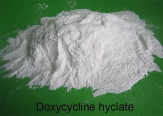 China Anti-Infection Drug Doxycycline hyclate Powder CAS: 24390-14-5 supplier