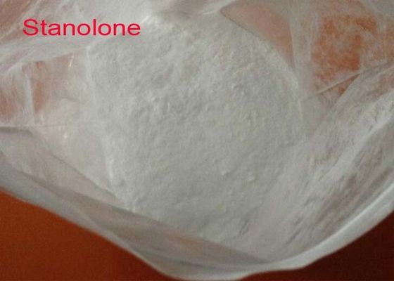 China Stanolone Mass Gaining Supplements Natural Anabolic Steroids Powder CAS 521-18-6 supplier