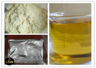 China 100mg/ml Drostanolone Propionate Masteron Pharmaceutical Steroids CAS 521-12-0 supplier