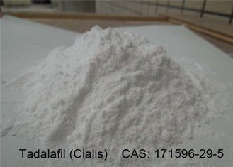China Tadalafil Cialis Sex Steroid Hormones High Purity Treating Erectile Dysfunction / ED supplier