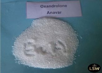 China Mass Gaining Oral Anabolic Steroid Oxandrolone, Anavar Raw Powder CAS 53-39-4 supplier