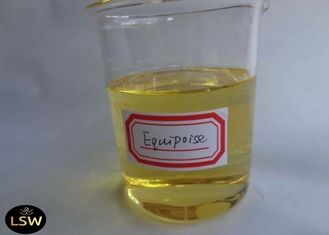 China Boldenone Undecylenate Liquid Hormone For Musclebuilding 13103-34-9 Equipoise Yellow Oil supplier