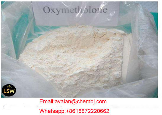 China 99% Purity Muscle Building Steroids Oxymetholone / Anadrol CAS 434-07-1 supplier