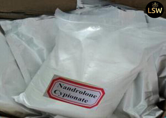 China White Crystalline Powder DECA Durabolin Steroid Nandrolone Cypionate / Dynabol for Mass Gaining CAS 601-63-8 supplier