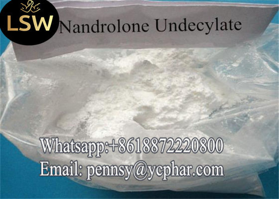 China CAS 862-89-5 High Purity Pharma Powder Nandrolone Undecanoate Body Shaping Dynabolon supplier