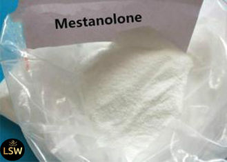 China CAS 521-11-9 99% Purity White Crystalline Cutting Cycle Steroids Powder Mestanolone  For Bodybuilding supplier