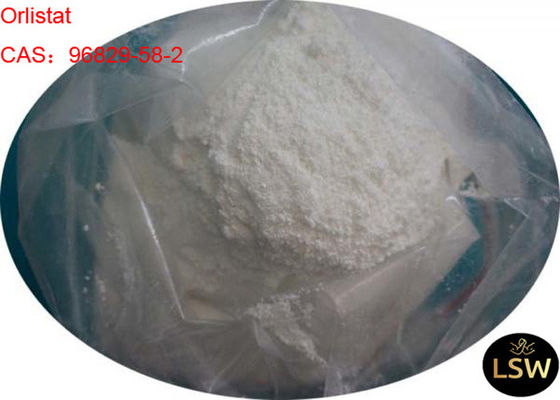 China CAS 96829-58-2 White Crystalline 99.51% Purity Powder Orlistat For Wight Loss supplier