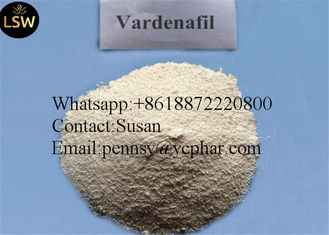 China Vardenafil Male Enhancement  Erectile Dysfunction  Treatment Powder Vardenafil Levitra CAS 224789-15-5 supplier