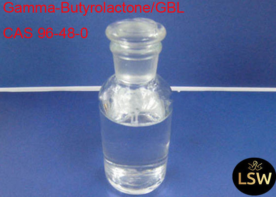China Colorless Oil Based Steroids Liquid GBL CAS 96-48-0 99% Purity Chemical Raw Material supplier
