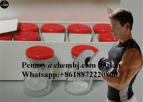 China Human Growth Hormone Peptides Legal CJC295 DAC For Anti Aging and Muscle Enchance CAS 863288-34-0 supplier