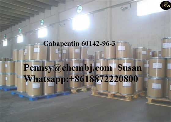 China CAS 60142-96-3 Pharmaceutical Raw Materials Gabapentin Hydrochloride Powder supplier