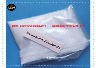 China Nandrolone Propionate Nandrolone Steroids For Mass Gain Medicine Grade CAS 7207-92-3 supplier
