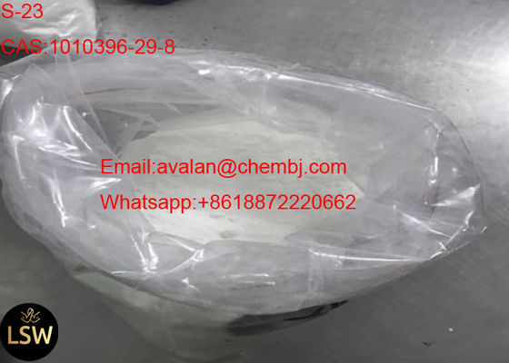 China 99% Purity White Oral SAM Powder S-23/S23 For Bodybuilding CAS 1010396-29-8 supplier