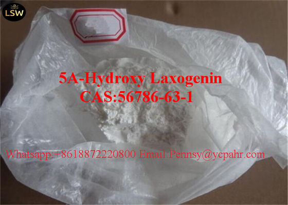 China Muscles Increase and Injury Repairs Pharmaceutical Healthy Products Additives 5A-Hydroxy laxogenin CAS 56786 63 1 High P supplier