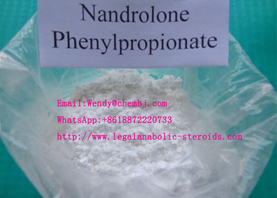 China Mass Gaining Nandrolone Cypionate CAS 601-63-8 DECA Durabolin White Powder supplier